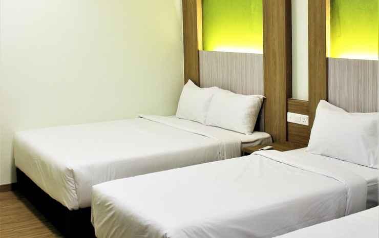 Eco Hotel @ Bukit Bintang Kuala Lumpur - Superior Family Room With Breakfast