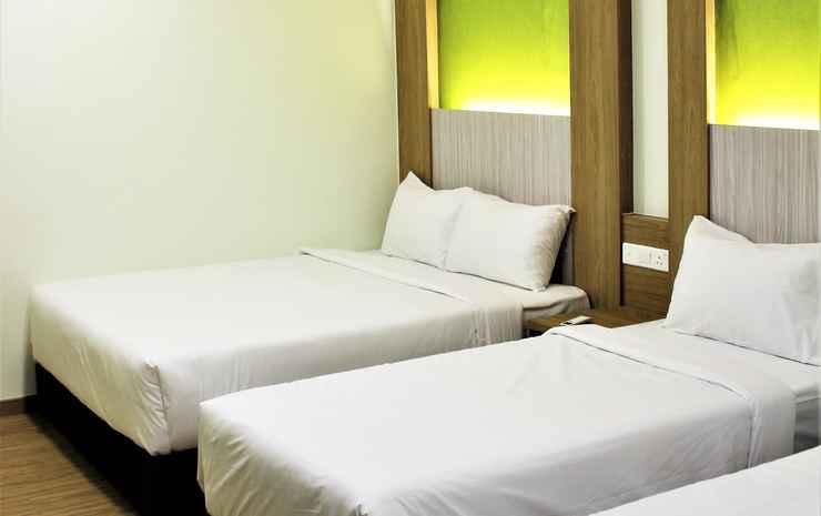 Eco Hotel @ Bukit Bintang Kuala Lumpur - Superior Family Room - Room Only