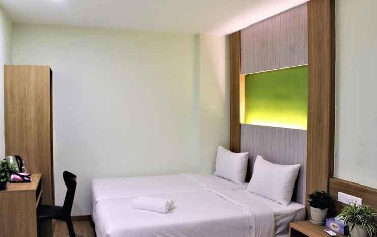 Eco Hotel @ Bukit Bintang Kuala Lumpur - Deluxe Twin - Room Only