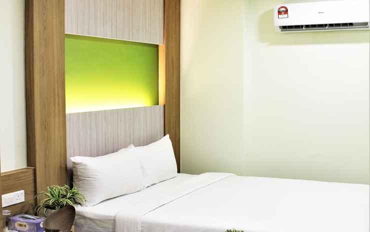 Eco Hotel @ Bukit Bintang Kuala Lumpur - Deluxe Queen - Room Only