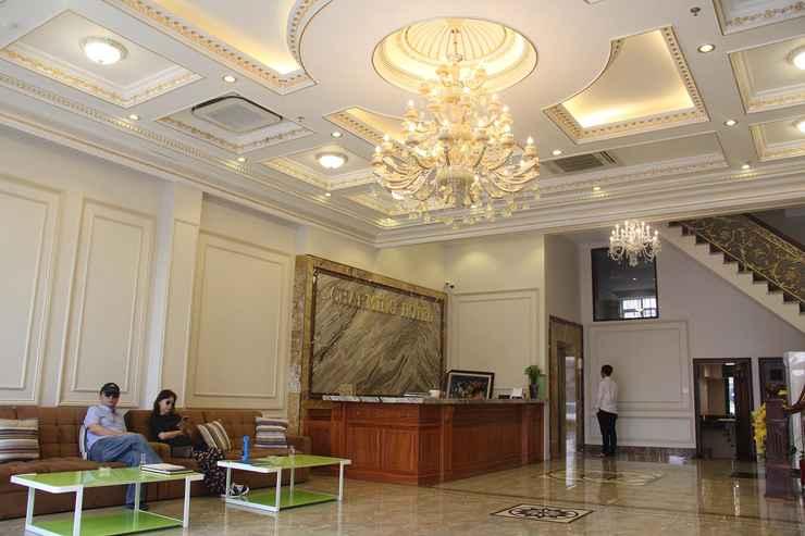 LOBBY Khách sạn Charming Bắc Ninh