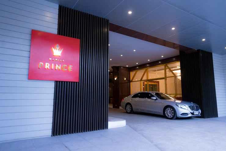 EXTERIOR_BUILDING Manila Prince Hotel