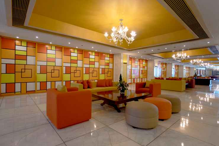 LOBBY Manila Prince Hotel