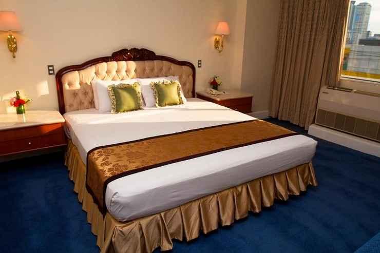 BEDROOM Manila Prince Hotel
