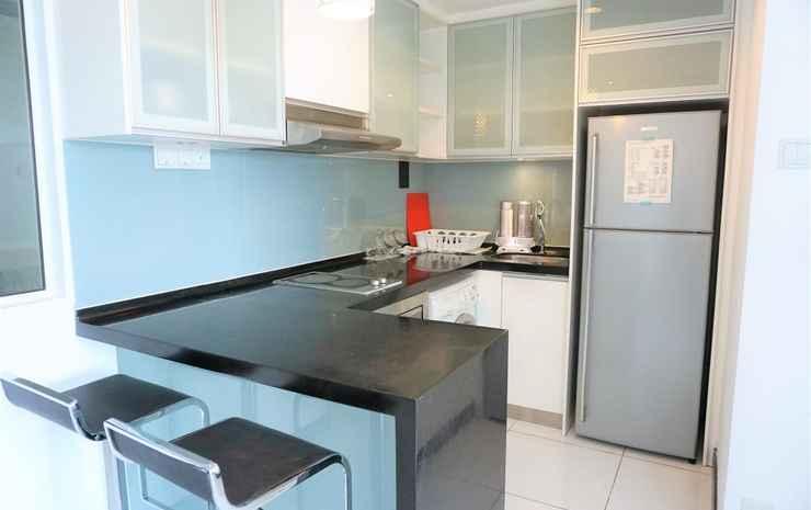 Yelloduck Rooms & Apartments @ Casa Residency Kuala Lumpur - Two-Bedroom Apartment
