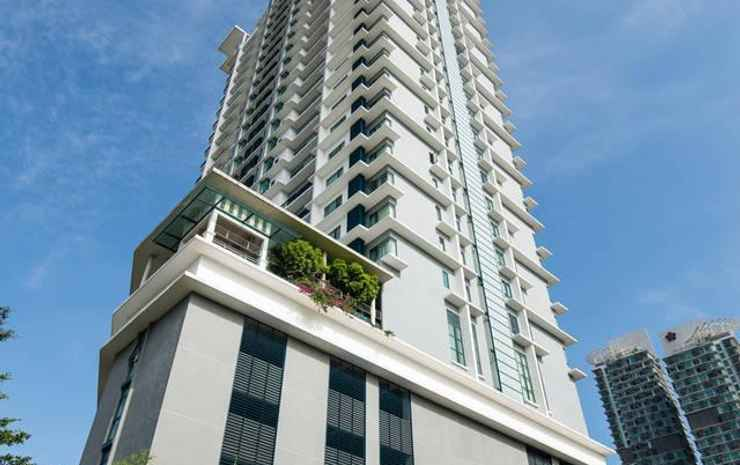 Yelloduck Rooms & Apartments @ Casa Residency Kuala Lumpur -