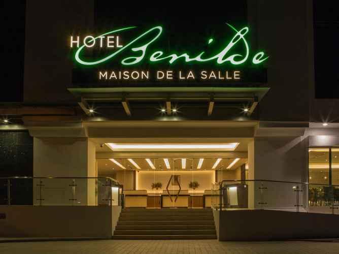 EXTERIOR_BUILDING Hotel Benilde Maison De La Salle