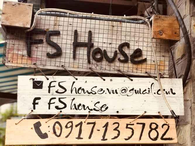 LOBBY F5 House Homestay