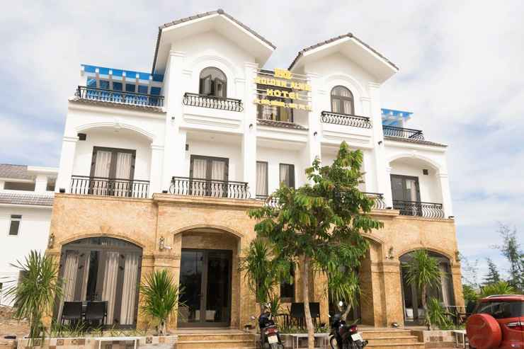 EXTERIOR_BUILDING Golden Almie Hotel