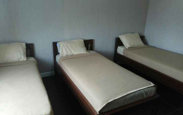D'sharia Homestay Bukittinggi - TRIPLE (3 SINGLE BED)