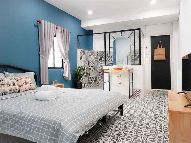 BEDROOM HoLo Fairy House Saigon - Serviced Homestay
