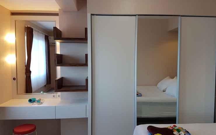 2 Bedrooms @Puncak Bukit Golf - 2 Bedrooms Surabaya - Master Bedroom & Kid Bedroom