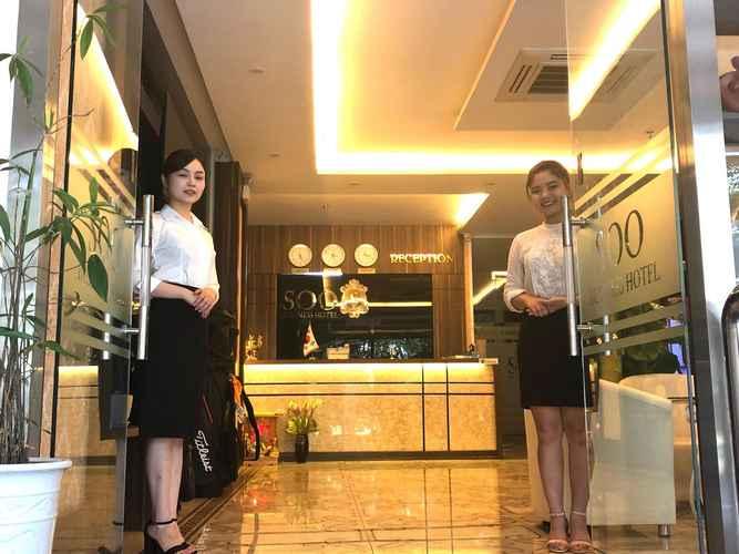 LOBBY Khách sạn SOO Bắc Ninh