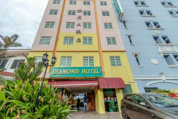 EXTERIOR_BUILDING Diamond Hotel Singapore