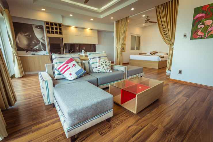 BEDROOM Apartment By The Beach - Muong Thanh Luxury