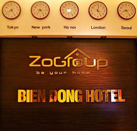 LOBBY Bien Dong Hotel