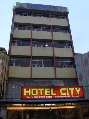 EXTERIOR_BUILDING My City Hotel