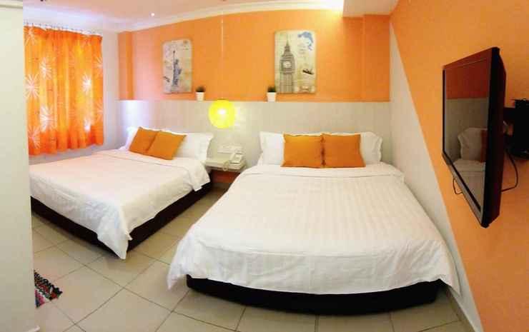 My City Hotel Kuala Lumpur - Deluxe Quadraple Room