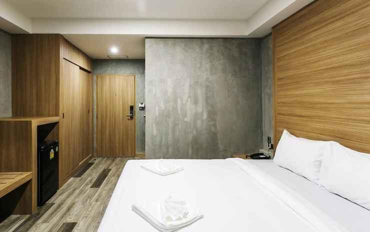 Happy Bou Jomtien Chonburi - Superior Room - King Bed (Floor 4 & 5)