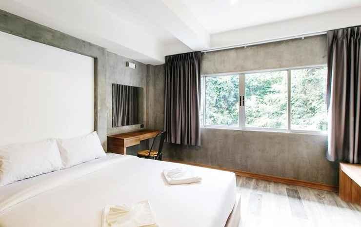 Happy Bou Jomtien Chonburi - Deluxe Room - King Bed (Floor 2 & 3)