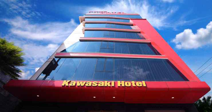 EXTERIOR_BUILDING Kawasaki Hotel Noi Bai Airport
