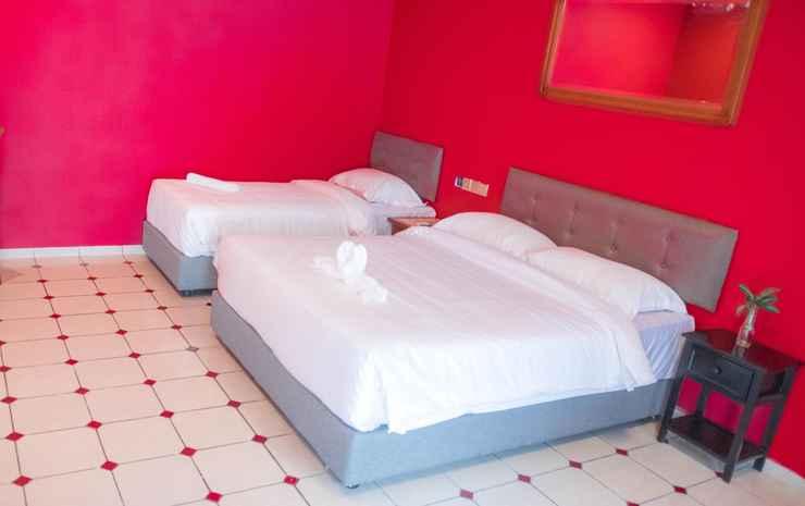 MUO Resort Johor - Deluxe Triple Room