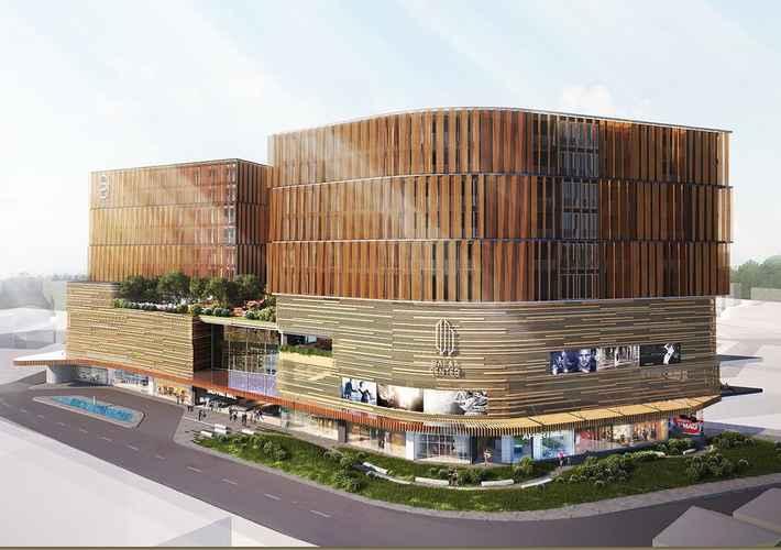 EXTERIOR_BUILDING Dalat Center Residence