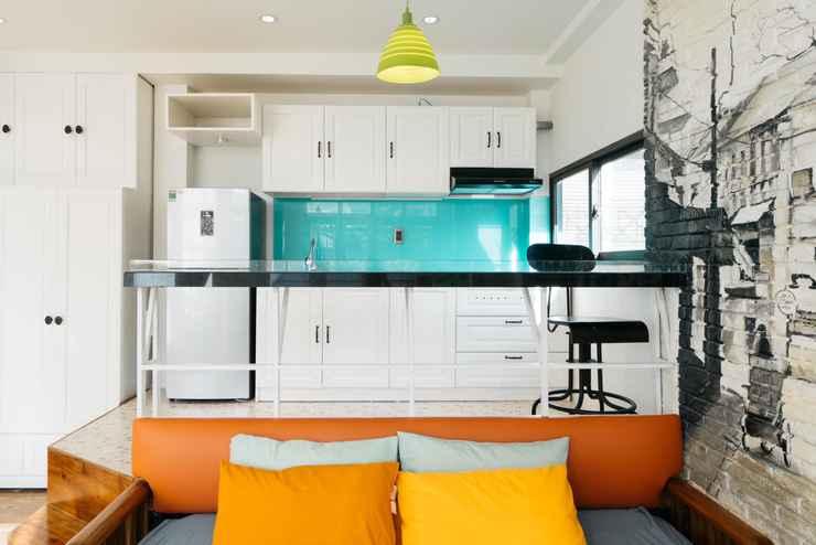 LOBBY Laverne Apartment