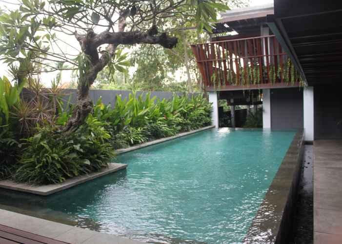 SWIMMING_POOL The Kemilau Hotel & Villa Canggu