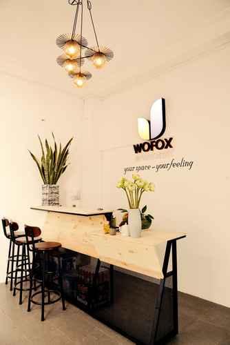 LOBBY Wofox Housing Apartment