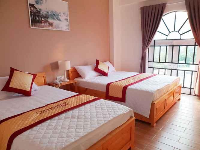 BEDROOM Quy Nhon Center Hotel