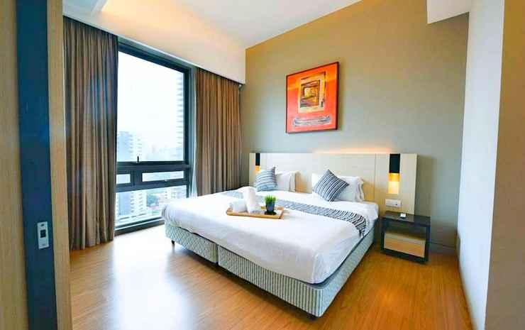 Apex Suites @ Swiss-Garden Residence Bukit Bintang Kuala Lumpur - Studio Apartment