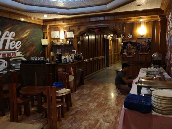 BAR_CAFE_LOUNGE Baguio Vacation House Bed and Breakfast