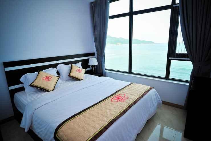 BEDROOM HoliA Nha Trang Apartment - Muong Thanh Vien Trieu