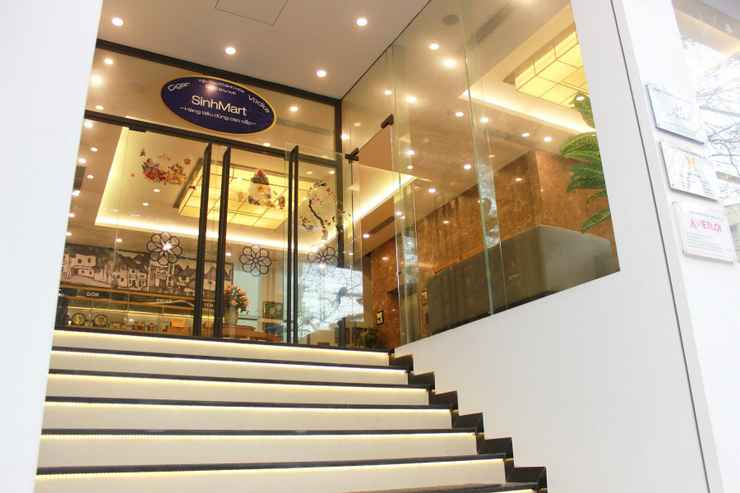 EXTERIOR_BUILDING Sinh Plaza Hotel