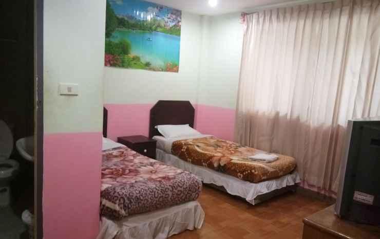New Aljazeera Hotel & Restaurant Bangkok - Twin Bed Room