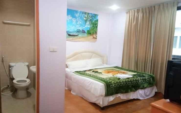 New Aljazeera Hotel & Restaurant Bangkok - Family Bed Room