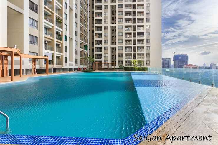 SWIMMING_POOL Saigon Apartment - The Gold View