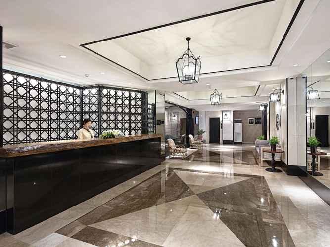LOBBY Manila Lotus Hotel
