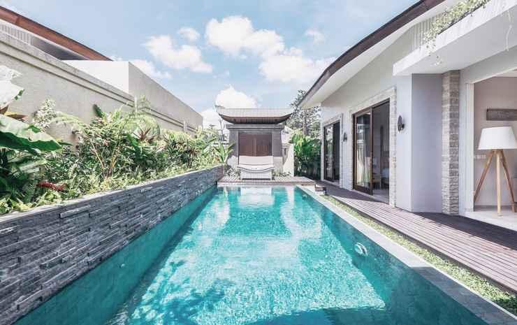 Daun Lebar Villas Bali - Three Bedroom Pool Villa