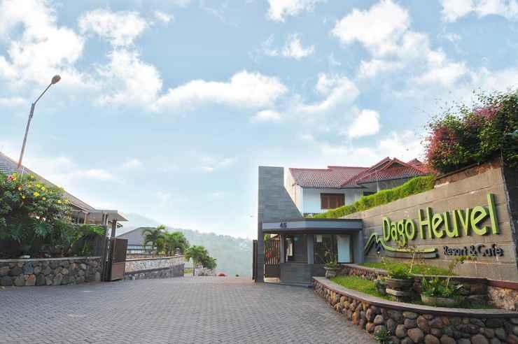 LOBBY Dago Heuvel Resort and Villa