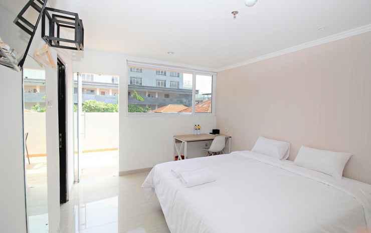 Hotel Prima Indah Bungur Jakarta - DELUXE DOUBLE BALCONY