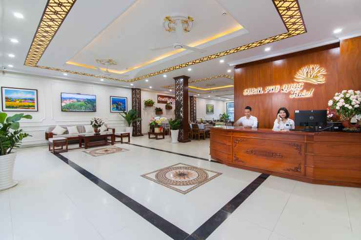 LOBBY Coral Phu Quoc Hotel
