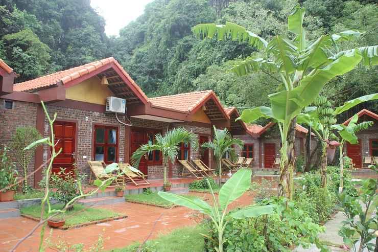 EXTERIOR_BUILDING Tam Coc Central Bungalow