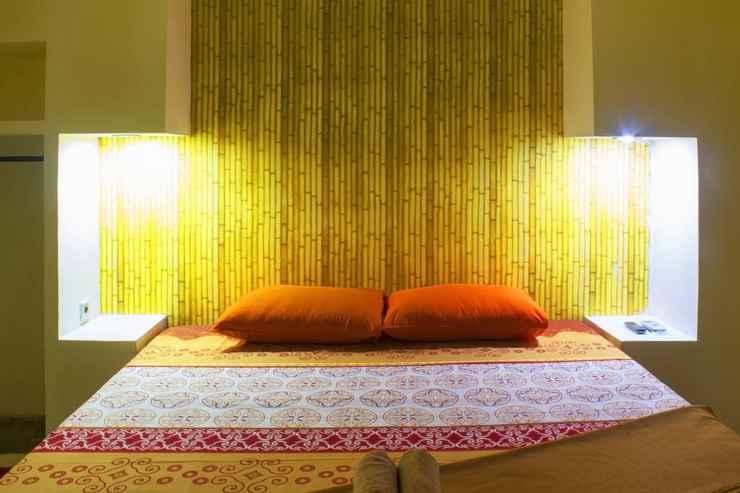 BEDROOM New Priok Indah Syariah Hotel