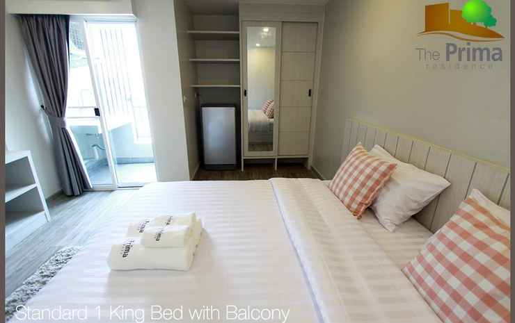 The Prima Residence Bangkok - Standard 1 King Bed