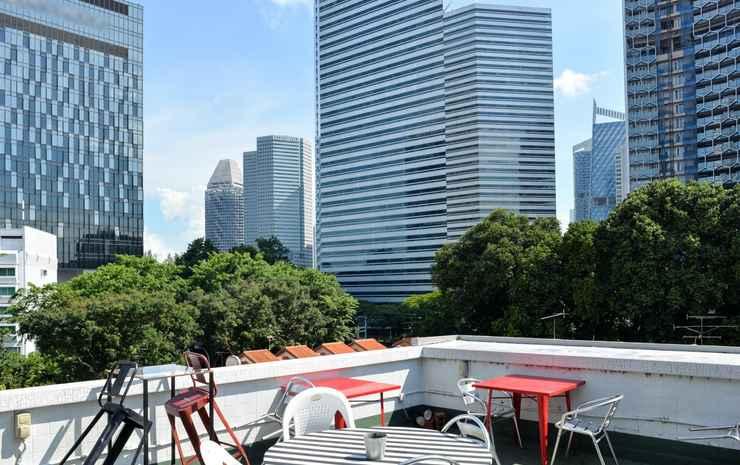Kampong @ Arab  Singapore -
