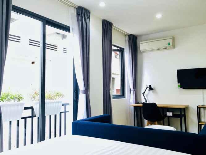 BEDROOM Seven Dong Du Apartment