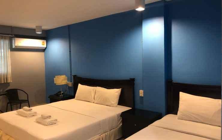 CU@Jomtien Chonburi - Standard Twin with Breakfast (No Elevator) Floor 1