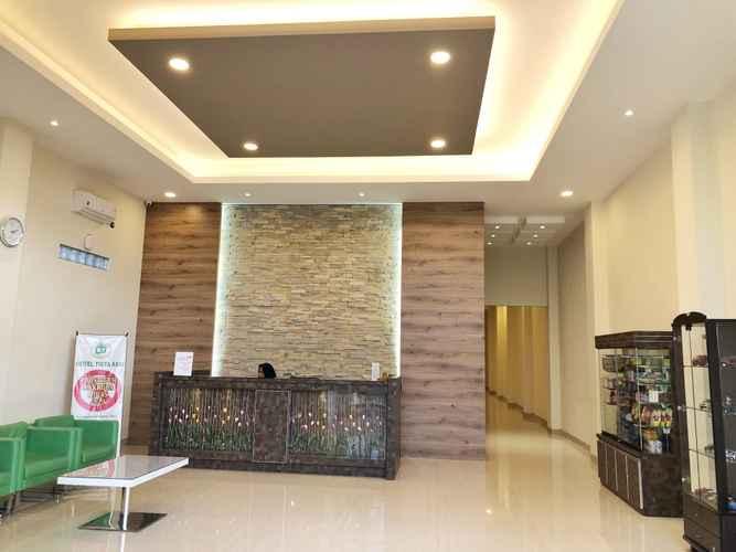 LOBBY Hotel Tirta Asri 1